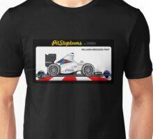 WILLIAMS MERCEDES FW 37 _ 2015 Unisex T-Shirt