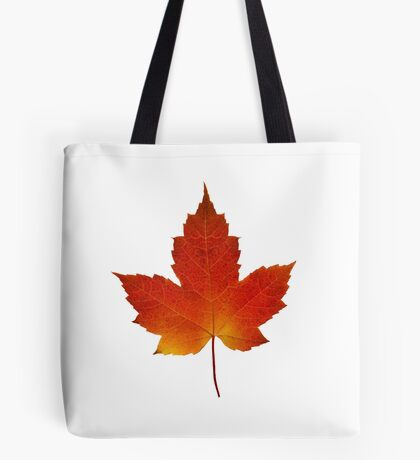 Maple Leaf - Algonquin Park, Canada Tote Bag