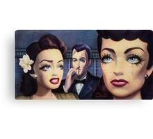 Mildred Pierce Canvas Print