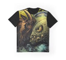 Three Billy Goats Gruff Graphic T-Shirt