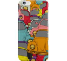 Vintage classic beetle iPhone Case/Skin