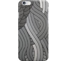 The Greyscale Collection no.1 iPhone Case/Skin