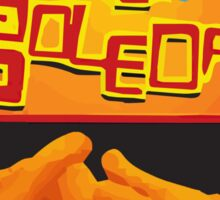 Sabor de Soledad - 30 Rock Sticker