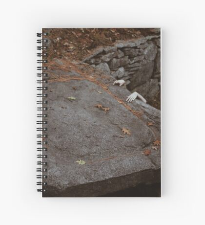Escaping Sacrifce Spiral Notebook