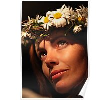 Lady Primavera - Miracle Wedding Portrait. 4 favoritings 200 views. Thank you friends ! Shalom! A dank ojch zejer !  featured in Russian Speaking Art  and Hat Heads! Poster