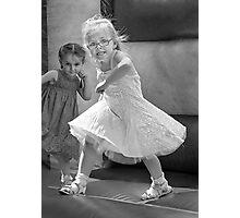 Kid with Attitude Photographic Print