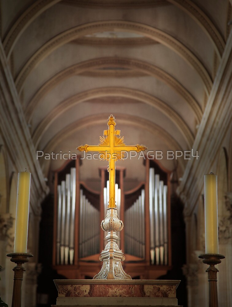 Basilica of Notre-Dame  by Patricia Jacobs DPAGB LRPS BPE4