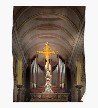 Basilica of Notre-Dame  Poster