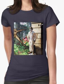 GATEWAY OF THE FACADE Womens Fitted T-Shirt
