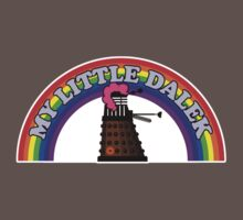 My Little Dalek One Piece - Short Sleeve