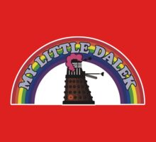 My Little Dalek Kids Tee