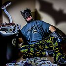 The Dark Knight Retired by Randy Turnbow