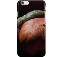Pumpkins n gourds iPhone Case/Skin
