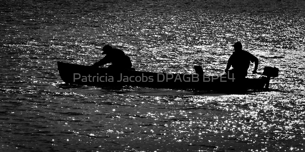 Evening on the Lake by Patricia Jacobs CPAGB LRPS BPE4