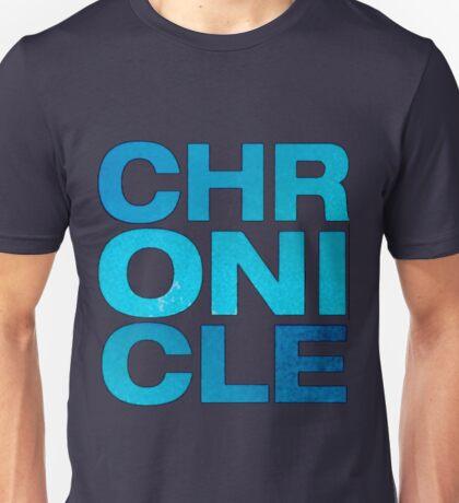Chronicle movie logo Unisex T-Shirt