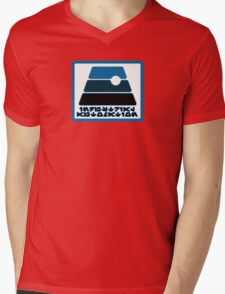 Industrial Automation Mens V-Neck T-Shirt