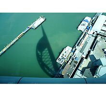 Spinaker Tower Photographic Print