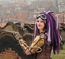 Purple Hair by Patricia Jacobs DPAGB LRPS BPE4