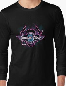 Galactic Diner Long Sleeve T-Shirt