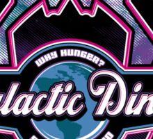 Galactic Diner Sticker