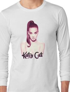 KATY CAT <3 Long Sleeve T-Shirt