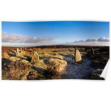 The Twelve Apostles, Rombalds Moor Poster