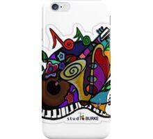 """s t u d i o  BURKE """"Jazzy T"""" iPhone Case/Skin"""