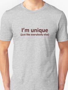 I'm unique T-Shirt