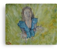 """Rain Catcher""  by Carter L. Shepard Canvas Print"