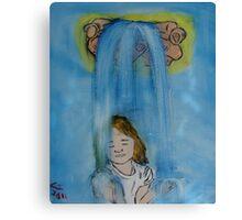 """Recieving""  by Carter L. Shepard Canvas Print"