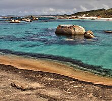 Greens Pool. William Bay NP. Western Australia. by John Sharp