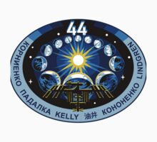 Expedtion 44 Mission Patch Kids Tee