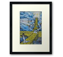 """Return To Me""  by Carter L. Shepard Framed Print"