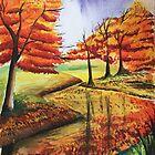 Beloved Autumn by Shakhenabat Kasana