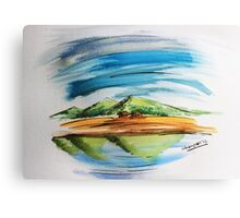 Lonesome Valley Canvas Print