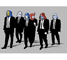 RESERVOIR FOES Photographic Print