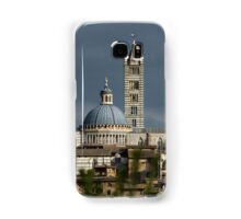 Majestic cathedral in center of Siena, Tuiscany, Italy Samsung Galaxy Case/Skin