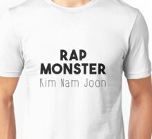 RAP MONSTER BTS Unisex T-Shirt