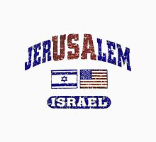 JerUSAlem: Israel Supports Israel T-Shirt