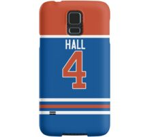 Oilers Taylor Hall Jersey Samsung Galaxy Case/Skin