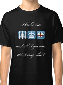 Moriarty's misery Classic T-Shirt