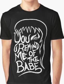 Dance Magic (white print) Graphic T-Shirt