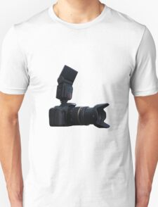 DSLR Camera T-Shirt