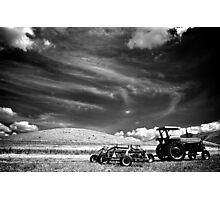 Norco California Photographic Print