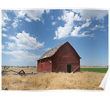 The Barn....OR....How I Met The Charging Bull Poster