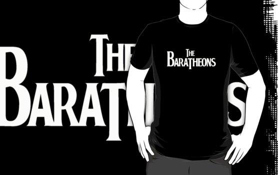 Hard Days Knights (Baratheon shirt) by IG-HateyHate