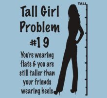 Tall Girl Problems #19 by sandnotoil