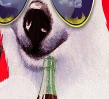 Coca-Cola Polar Bears  Sticker
