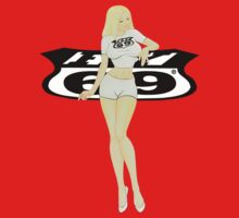 FLY69® Pinup Girl by Deadscan