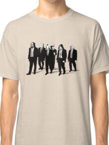 RESERVOIR FOES b&w Classic T-Shirt